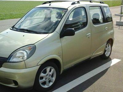 gebraucht Toyota Yaris Verso 1.3 del sol