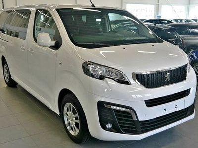 gebraucht Peugeot Traveller 1.6 BlueHDi Active Compact