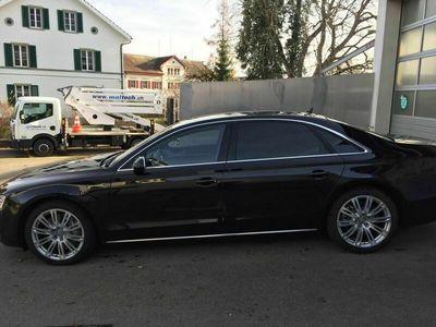 gebraucht Audi A8L W12 A8 L 6.3 FSI W12 quattro tiptronic 6.3 FSI quattro tiptronic
