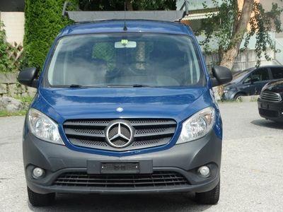 gebraucht Mercedes Citan 108 CDI L Euro 5
