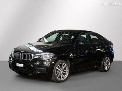 gebraucht BMW X6 F16 40D XDRIVE