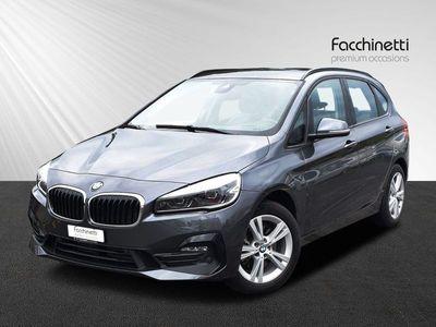gebraucht BMW 218 d xDrive Active Tour. Sport Line Steptronic