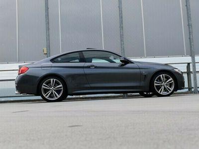gebraucht BMW 435  i COUPÉ xDRIVE M-TECH SPORT STEPTRONIC l 306 PS
