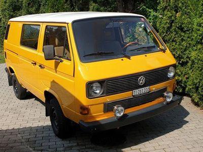 gebraucht VW T3 Typ 22,1 SYNCRO 4X4