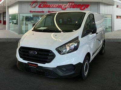 gebraucht Ford Custom TransitVan 280 L1 2.0 TDCi 105 Ambiente