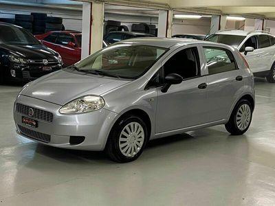 gebraucht Fiat Grande Punto Punto 1.2 Active