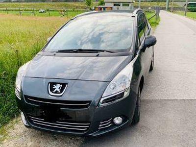 gebraucht Peugeot 5008 2.0 HDI Fap