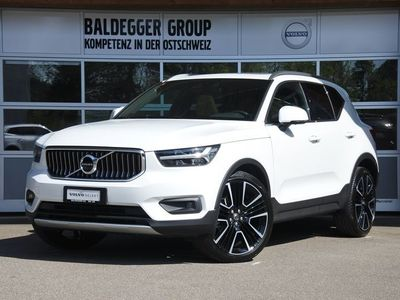 gebraucht Volvo XC40 T5 AWD Inscription Geartronic