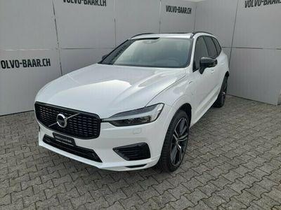gebraucht Volvo XC60 2.0 T8 TE R-Design eAWD