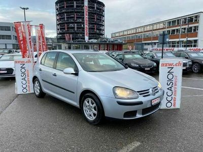 gebraucht VW Golf V 1.6 FSi Trendline 5-Türer