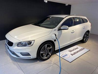 gebraucht Volvo V60 D6 AWD Hybrid Mome.R
