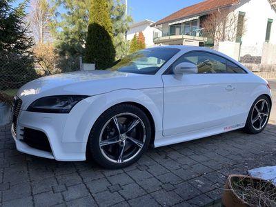 gebraucht Audi TT RS TTS / TTRS340 PS mit DSG, weiss