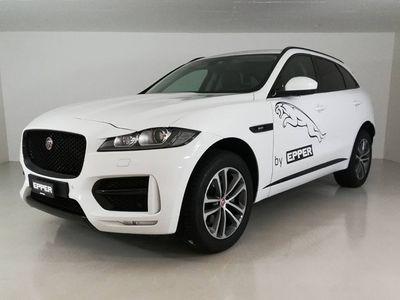 gebraucht Jaguar F-Pace 2.0 T 250 R-Sport AWD
