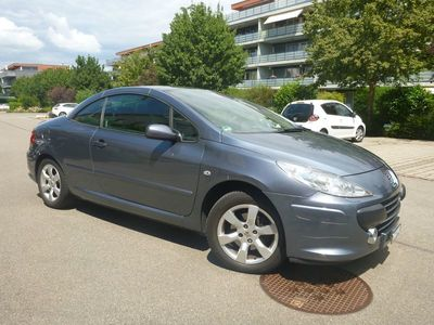 gebraucht Peugeot 307 CC 2.0 16V 143 Platinum Edition
