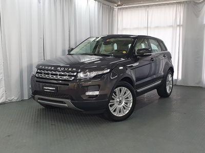 gebraucht Land Rover Range Rover evoque 2.2 SD4 Prestige AT6