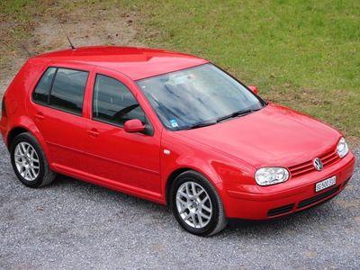 gebraucht VW Golf IV Golf *V5 2.3 Highline 4 Motion - B04 + 6 Gang Schaltge*