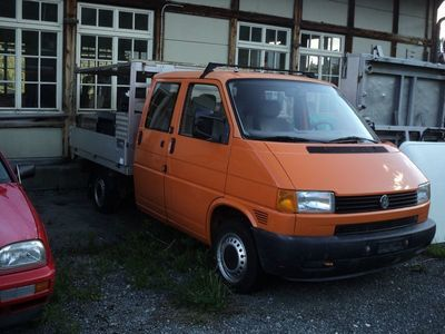gebraucht VW T4 DKab.-Pick-up 3320 2.4 D syncro
