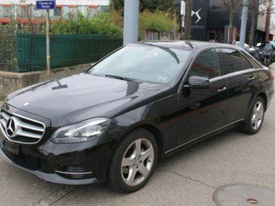 gebraucht Mercedes E220 E-Klasse Mercedes benzcdi