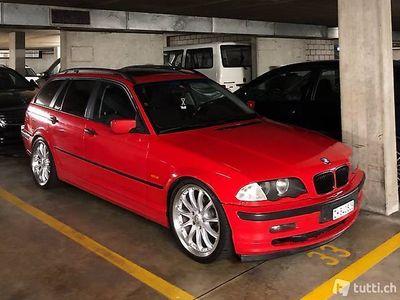 gebraucht BMW 320 E46 d Touring