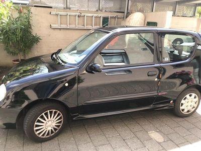 gebraucht Fiat Seicento 1.1 Sporting Abarth
