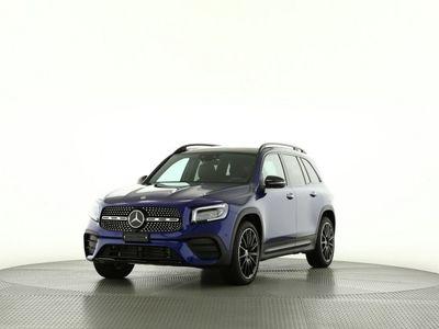 gebraucht Mercedes GLB250 AMG Line 4 MATIC 8G-Tronic