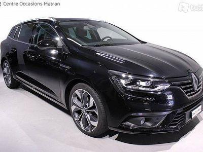 gebraucht Renault Mégane GrandTour 1.2 16V Turbo Bose