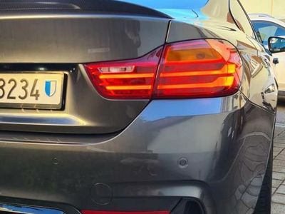 gebraucht BMW 435 4er i Coupé xDrive Sport Line Steptronic