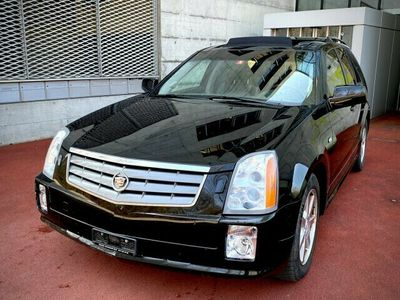 gebraucht Cadillac SRX SRX 4.6 V8 Sport Luxury 4WD4.6 V8 Sport Luxury 4WD