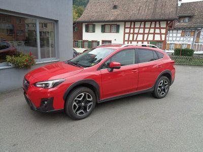 gebraucht Subaru XV 2.0 Swiss AWD Lineartronic