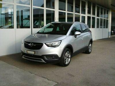 gebraucht Opel Crossland X 1.2i Excell