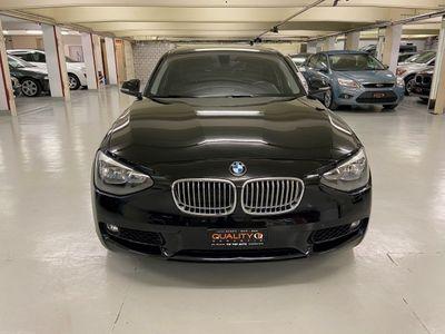 gebraucht BMW 116 d Steptronic
