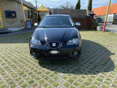 gebraucht Seat Ibiza 1.8 l 20V Turbo FR