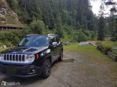 gebraucht Jeep Renegade 2.0 CRD limited AWD