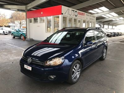gebraucht VW Golf Variant 1.6 TDI Value 4Motion