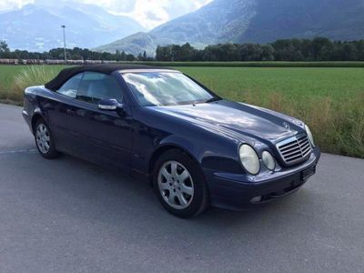 gebraucht Mercedes CLK230 K Avantgarde
