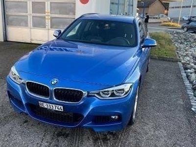 gebraucht BMW 320 3er d x-Drive M-Sport