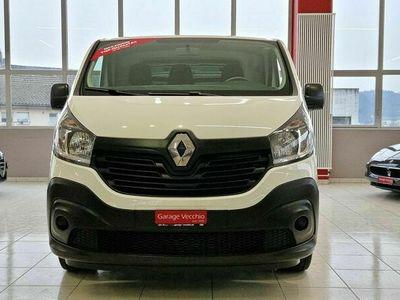 gebraucht Renault Trafic Trafic Kaw.2.9t L1H1 1.6 dCi 120 Bu.Kaw.2.9t L1H1 1.6 dCi 120 Bu.