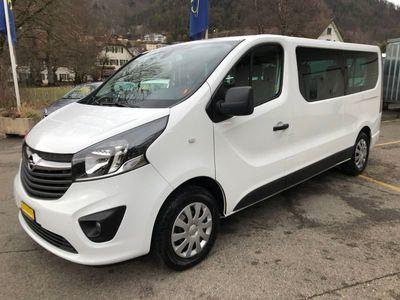 gebraucht Opel Vivaro Kombi 2.9 t L2 H1 1.6 CDTI 120 S/S Combi+