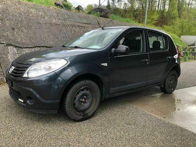 gebraucht Dacia Sandero 1.2 / Klima