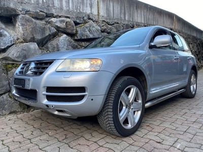 gebraucht VW Touareg 5.0 TDI V10 Automatic