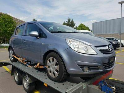 gebraucht Opel Corsa 1.3 benzin