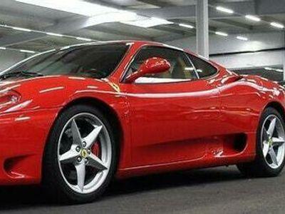 gebraucht Ferrari 360 F360 Modena Berlinetta 47'000km 02.2004