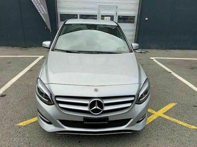 gebraucht Mercedes B220 B-Klasse4Matic 7G-DCT (MPV / minivan)