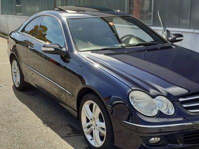 gebraucht Mercedes CLK280 Avantgarde