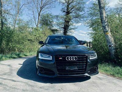 gebraucht Audi S8 Facelift