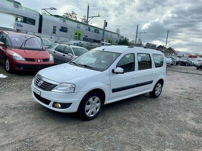 gebraucht Dacia Logan 1.5 dCi Blackline