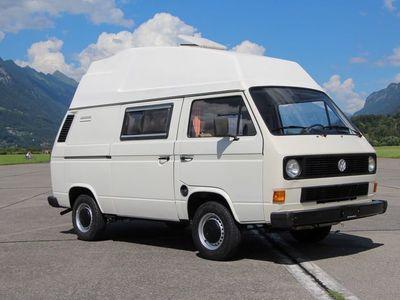 gebraucht VW T3 Typ 2Typ2 Hochdach frisch ab MFK