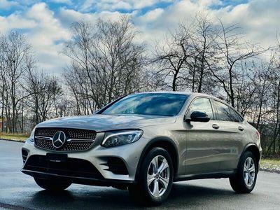 gebraucht Mercedes E250 GLC-Klasse GLC Coupé 250 d 4Matic 9G-Tronic GLC-Klasse GLC Coupé d 4Matic 9G-Tronic