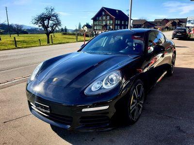 gebraucht Porsche Panamera 3.0 Diesel Tiptronic
