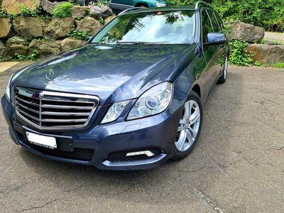gebraucht Mercedes E350 CGI BlueEfficiency Avantgarde 7G-Tronic